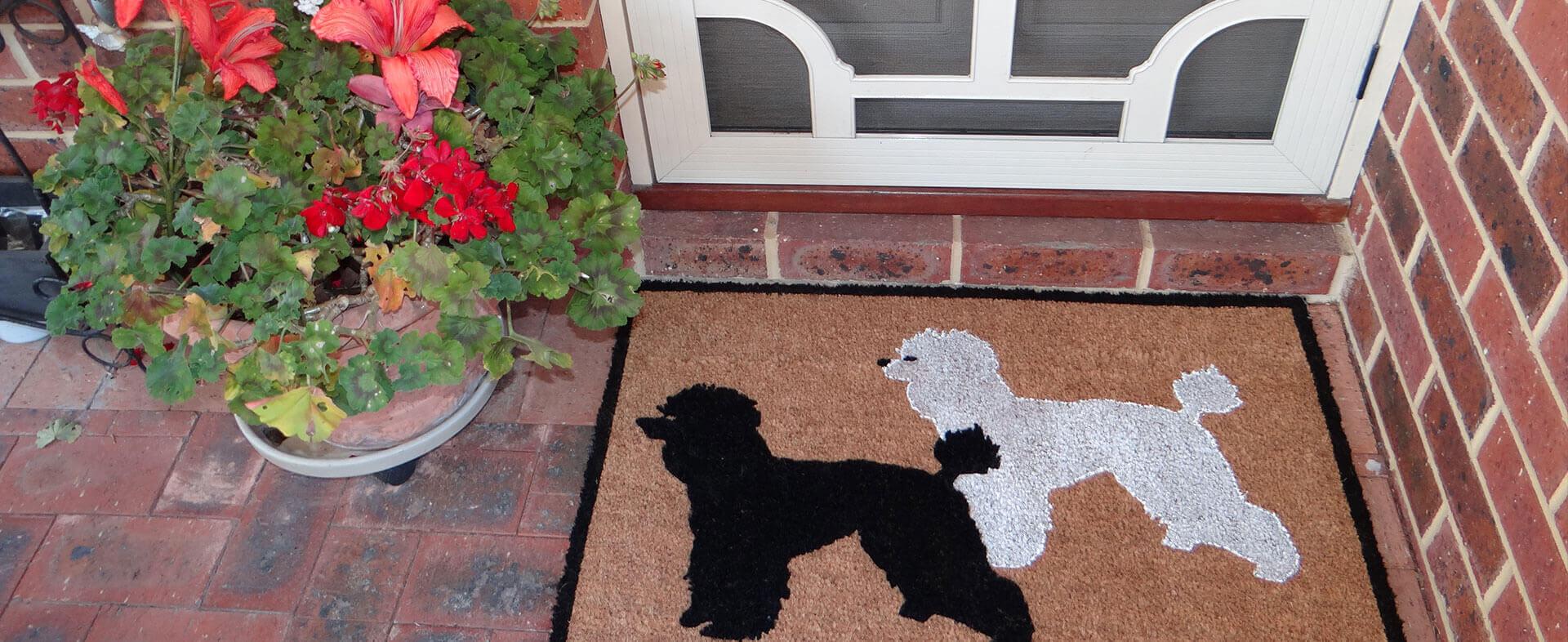 Custom Hand Painted Doormats Perth | Locally Designed - Doormat Art