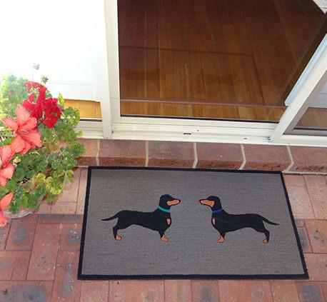Double Dash Carpet Mat