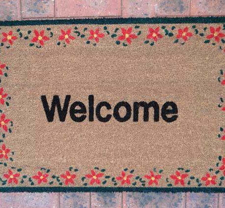 Welcome Daisy Border