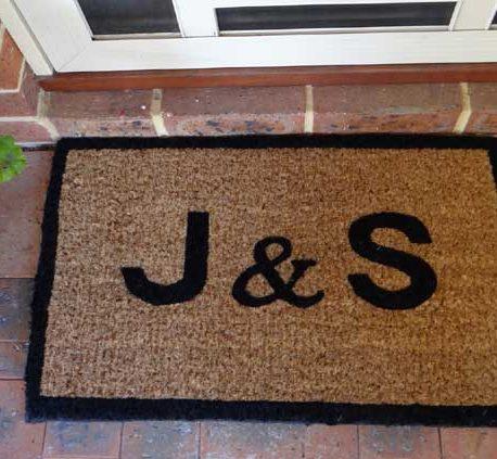 Personalised Designs Archives - Doormat Artistry