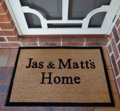 Jas and Mattis Home