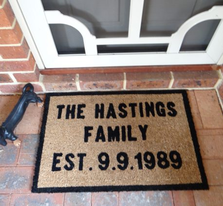 The Hastings Family